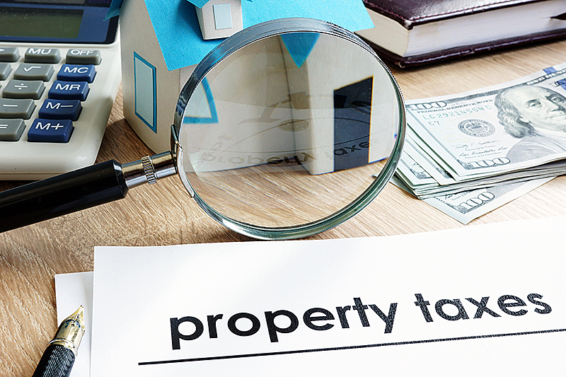 Property Tax Evaluation